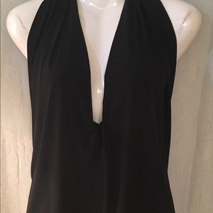 Express black dress tank top. Size Medium